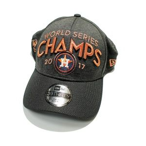 new product 0f3a5 d083b Houston Astros World Series Champs Baseball Hat NWT